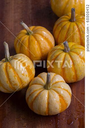 新鮮,南瓜,新鮮なカボチャ、Fresh, pumpkin, 68808452