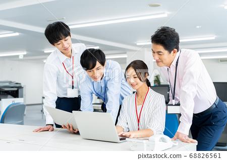 商業商人團隊辦公室休閒辦公室 68826561