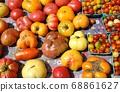 紐約農貿市場的西紅柿 68861627
