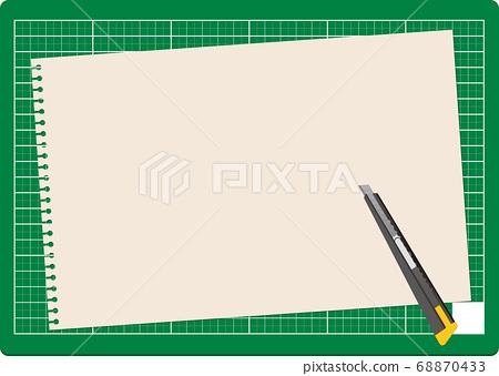 黏土板 68870433
