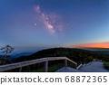Starry sky of Otagichigahara 68872365