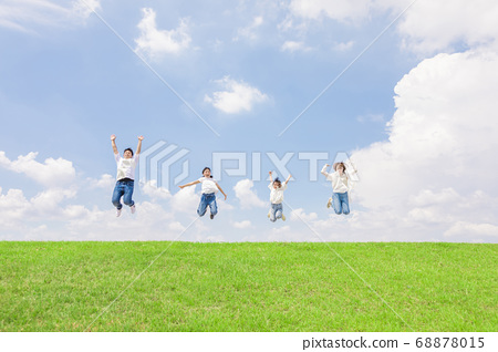 跳躍的家庭 68878015