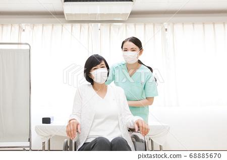 患者和醫務人員 68885670