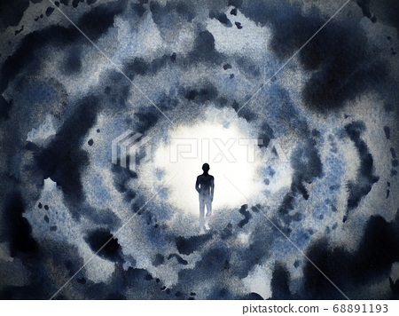 light at the end of the tunnel spiritual mind 68891193