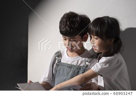 孩子們的肖像 68903247
