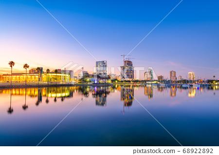 St. Petersburg, Florida, USA 68922892