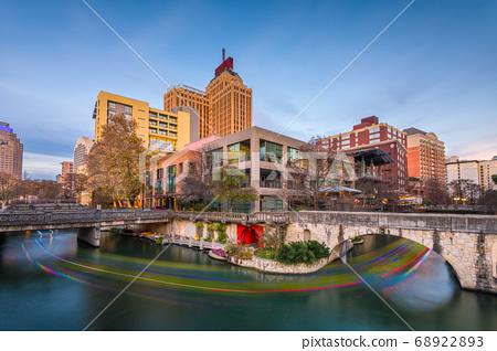 San Antonio, Texas, USA Skyline 68922893