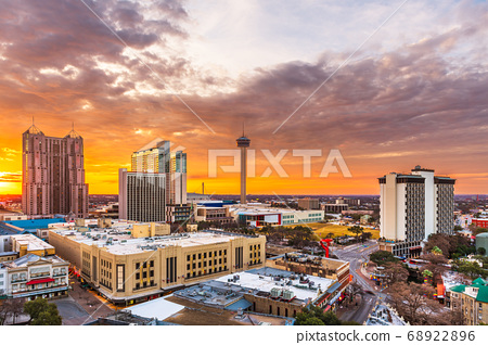 San Antonio, Texas, USA Skyline 68922896