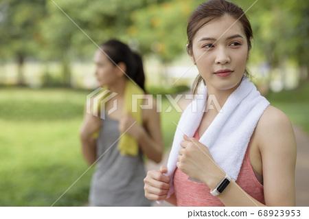 Women sportswear, Park 68923953