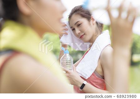 Women sportswear, Park 68923980