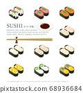 Sushi Gunkan更改材質 68936684