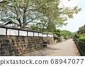 城堡小鎮歐比的武士住宅街,九州的一個小京都 68947077