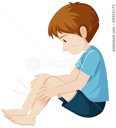 Symptoms of body numbness 68958172