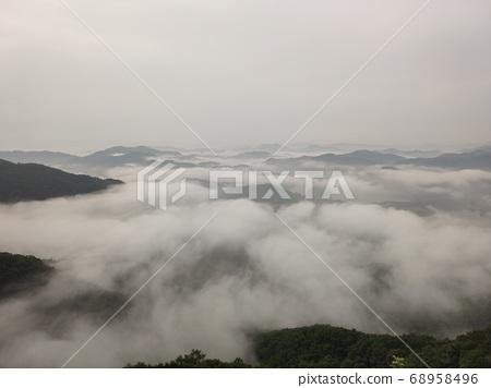 구름풍경 68958496