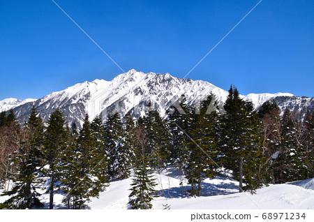 Winter Northern Alps 68971234
