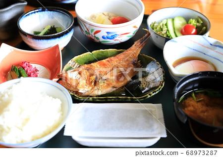 맛있는 조식 일본 정식 68973287