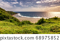 Beautiful coastline of Okinawa island in Japan 68975852