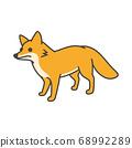 สุนัขจิ้งจอก 68992289
