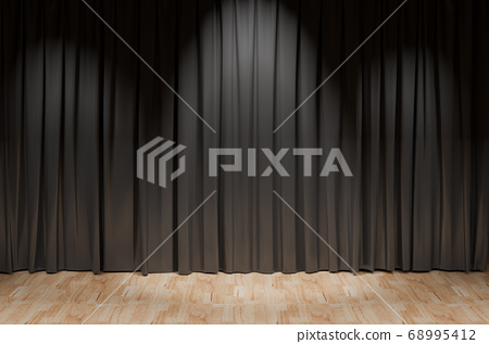 curtain background 68995412