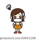 麻煩面具的女孩 69001298