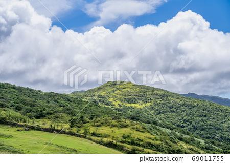 桃源谷 草嶺線 步道 草嶺古道 台北 宜蘭 景點 草原 grassland Taiwan  69011755