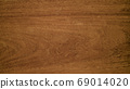 Close up of wooden plank texture background. 69014020