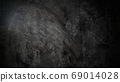 Abstract of dark grunge wall texture with rough and grainy, texture for background. 69014028