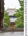 Todaiji Namdaemun and Deer 69025085