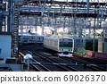 Yamanote Line E231系列跑步 69026370