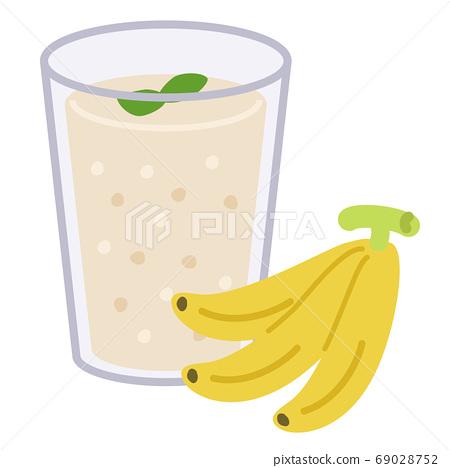 冰沙香蕉 69028752