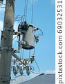 Pole transformer 69032531