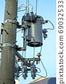 Pole transformer 69032533