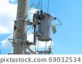 Pole transformer 69032534