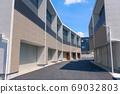 Warehouse building 69032803