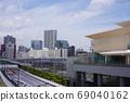 高輪門戶站和東京建築物 69040162