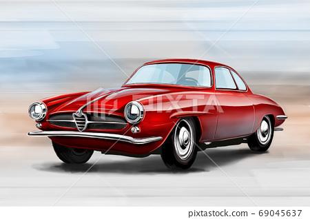 Alfa Romeo Giulia Super Sprint 69045637