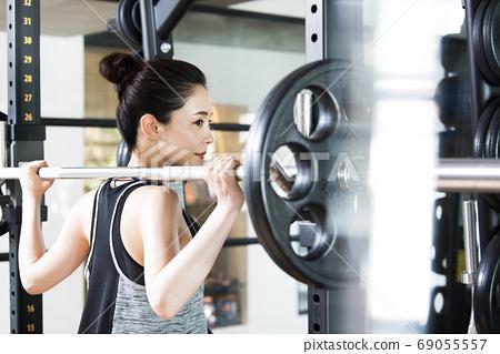 체육관 여성 교육 69055557