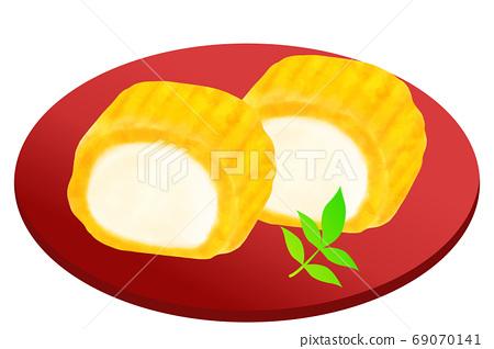 锦鸡蛋 69070141