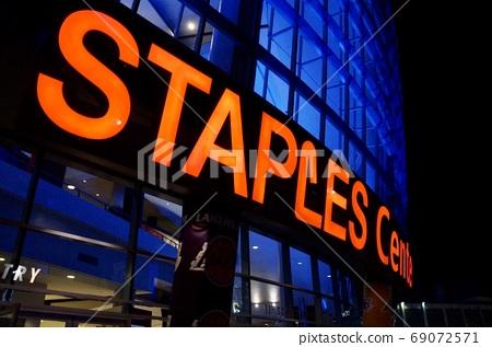 洛杉磯湖人隊主場史坦波中心 69072571
