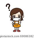 女孩問題面具 69086382
