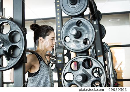女子體育訓練 69089568