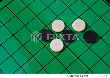 奧賽羅,娛樂,遊戲,播放,競技遊戲,競技,黑白,圈子,棋盤遊戲 69098563