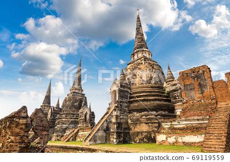 Ayutthaya Historical Park, Thailand 69119559