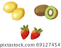 Lemon_Strawberry_Kiwi_Real插圖 69127454