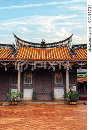 Taiwan Confucian Temple in Tainan, Taiwan 69151736