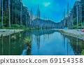 台灣高山湖泊-水漾森林 星空銀河 69154358
