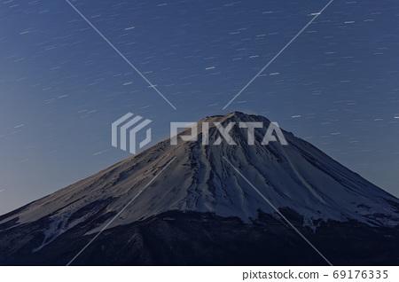 가와구치 · 毛無山에서 보는 새벽의 후지산 69176335