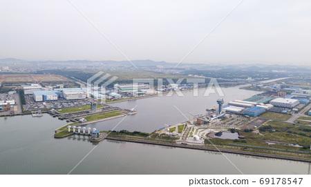 庆仁港,正西津,阿拉比特岛,阿连川客运站,阿拉塔,仁川西区京仁阿拉水道 69178547