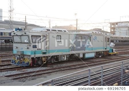 JR West Rail Inspection Vehicle 69196705