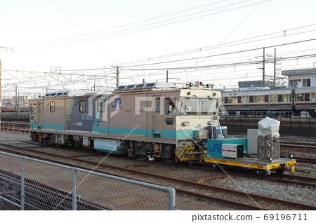 JR West Rail Inspection Vehicle 69196711